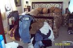 Unstaged Master Bedroom